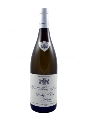 Domaine Jacqueson Rully Blanc 1er cru Gressigny 2010