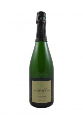 Champagne Agrapart Extra Brut Grand Cru Terroirs lot 2017