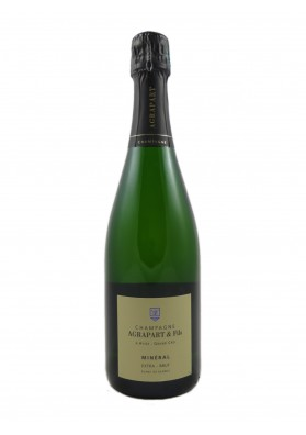 Champagne Agrapart Extra Brut Minéral 2014